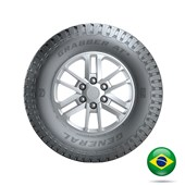 Pneu Aro 18 General Tire 265/60R18 110H Grabber AT3 BY CONTINENTAL